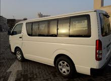BUS HIACE FOR SALE 2010