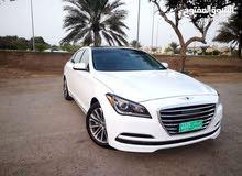 Hyundai Genesis car for sale 2015 in Muscat city