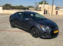 Toyota Corolla car for sale 2014 in Muscat city