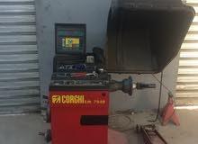 معدات ورشة للبيع