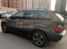 BMW X5 2003 For sale - Grey color