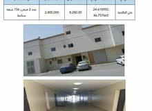عدد 2 مبنى بحي الخالدية للبيع مؤجرة بالكامل