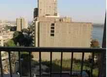 شقة مفروشة للايجاربالمعادى - ترى النيل مباشرة
