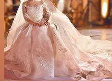 فستان عرس خيالي