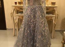 فستان شبكة ناعم وجميل بسعر مناسب جداً
