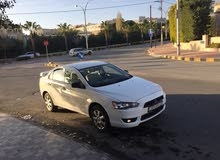 Mitsubishi Lancer car for sale 2015 in Amman city