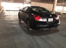 Automatic Black Nissan 2009 for sale