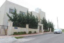 New villa 1200 m2 in shafa badran amman