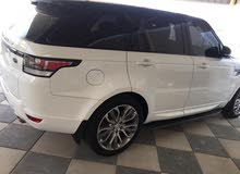 rang Rover super  charge