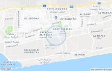 أرض خلف مسجد الجامع مباشره للبيع