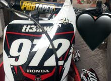 Honda motorbike for sale made in 2009