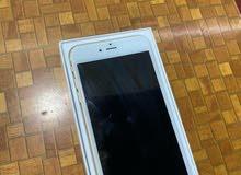 iphone 6plus + كرتون  64 GB