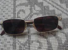 نظاره كارتير فرنسي بحاله ممتازه بزجاج تركيب اصلى عاكس للشمس