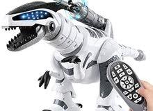 لعبة الديناصور الميكانيكي بجهاز تحكم Mechanical Dinosaur