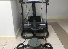 الة رياضة متعددة الاستعمالات treadmill