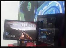 كمبيوتر مستعمل مع ضمان Gaming PC