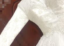 فستان زفاف فخم