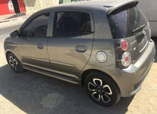 2010 Kia Picanto,Fully Automatic,GCC