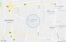 شقة للايجار في حي الجامعة طابق 3  مساحة 220  متر