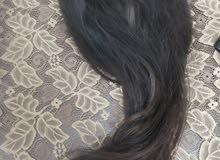 وصلات شعر طبيعي100٪