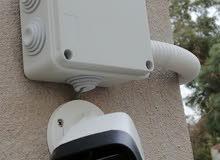 تركيب اجود انواع كاميرات المراقبة و بدالات هاتف