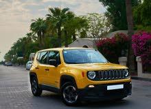 Jeep Renegade. excellent condition