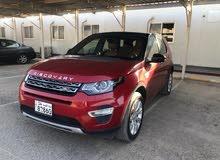 لاند روفر ديسكفري 2016 المالك الأول Land Rover Discovery Sport