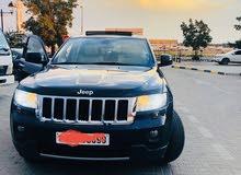 jeep Grand Sherokeجيب جراند شيروكي للبيع 2013