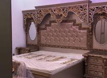 غرفة نوم ملوكي خليجي