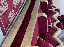 6 Seater living room spacious sofa