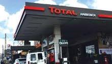 محطة وقود للبيع في الاردن 750 الف دولر