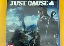 لعبة just cause 4 ps4