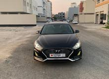 Hyundai Sonata Limited has Automatic stop system
