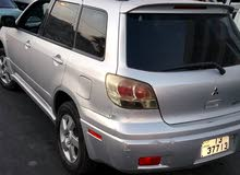 Automatic Grey Mitsubishi 2003 for sale