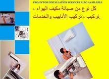 Special discount Ac mantanis & sarvis & installation piping