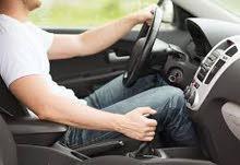 سائق محترف ابحث عن عمل مع الشركات والافراد
