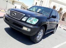 Lexus LX 2004