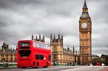 قطعة ارض للبيع في لندن 255  متر مربع فقط بسعر 21.000 جنيه استرليني