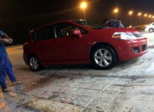 2012 New Versa with Automatic transmission is available for sale