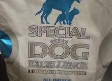 طعام كلاب