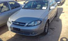 Silver Daewoo Lacetti 2000 for sale