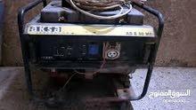 مولد كهرباء صغير وكبير مستعمل للبيع