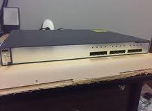 سوتش سيسكو Cisco Switch ws-c3750g-12s-e