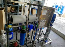 water filtration systems.