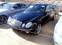 Mercedes Benz E 320 2004 For Sale