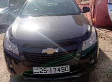 Chevrolet Cruze car for sale 2013 in Amman city
