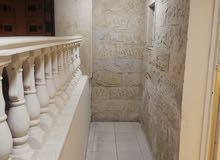 للايجار شقق نظيفه جدا 3 غرف وغرفه وصاله مع دورة مياة