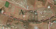 ارض بسعر مميز للبيع في منطقة مادبا (ذيبان) , مساحة الارض 6250م