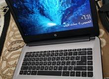 لاب توب Hp i5 مواصفات عالية نظيف جدا للبيع