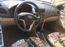 Hyundai Accent 2013 For sale - Silver color